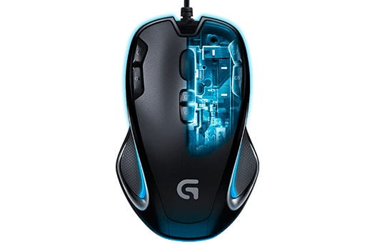 Mouse Gaming Logitech G300S, 9 Controles Programables
